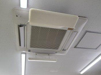 東芝製エアコン室内機