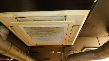 三菱電機製エアコン室内機